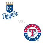 Kansas City Royals at Texas Rangers