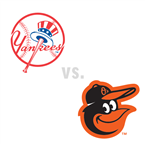 New York Yankees at Baltimore Orioles