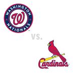 Washington Nationals at St. Louis Cardinals
