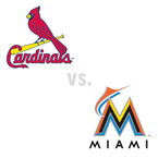 St. Louis Cardinals at Miami Marlins