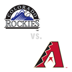 Colorado Rockies at Arizona Diamondbacks
