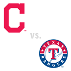 Cleveland Indians at Texas Rangers