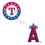 Texas Rangers at Los Angeles Angels of Anaheim
