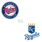 Minnesota Twins at Kansas City Royals