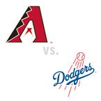 Arizona Diamondbacks at Los Angeles Dodgers