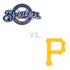 Milwaukee Brewers at Pittsburgh Pirates