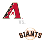 Arizona Diamondbacks at San Francisco Giants
