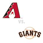 Arizona Diamondbacks at San Francisco Giants