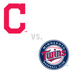 Cleveland Indians at Minnesota Twins