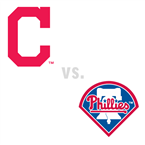 Cleveland Indians at Philadelphia Phillies