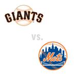 San Francisco Giants at New York Mets