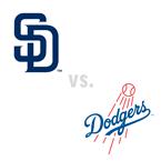 San Diego Padres at Los Angeles Dodgers