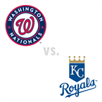 Washington Nationals at Kansas City Royals