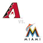 Arizona Diamondbacks at Miami Marlins
