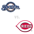 Milwaukee Brewers at Cincinnati Reds