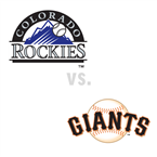 Colorado Rockies at San Francisco Giants