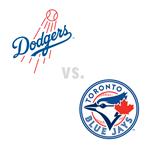 Los Angeles Dodgers at Toronto Blue Jays