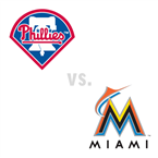Philadelphia Phillies at Miami Marlins