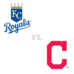 Kansas City Royals at Cleveland Indians