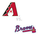 Arizona Diamondbacks at Atlanta Braves