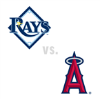 Tampa Bay Rays at Los Angeles Angels of Anaheim