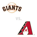 San Francisco Giants at Arizona Diamondbacks