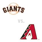 San Francisco Giants at Arizona Diamondbacks