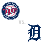 Minnesota Twins at Detroit Tigers