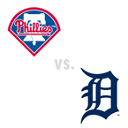 Philadelphia Phillies at Detroit Tigers