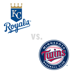 Kansas City Royals at Minnesota Twins