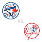 Toronto Blue Jays at New York Yankees
