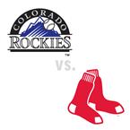 Colorado Rockies at Boston Red Sox