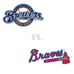 Milwaukee Brewers at Atlanta Braves