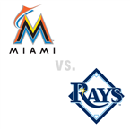 Miami Marlins at Tampa Bay Rays