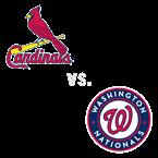 St. Louis Cardinals at Washington Nationals