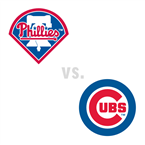 Philadelphia Phillies at Chicago Cubs
