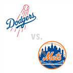 Los Angeles Dodgers at New York Mets