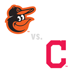 Baltimore Orioles at Cleveland Indians