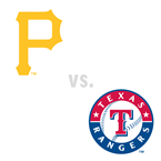 Pittsburgh Pirates at Texas Rangers