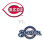 Cincinnati Reds at Milwaukee Brewers