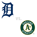 Detroit Tigers at Oakland Athletics