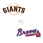 San Francisco Giants at Atlanta Braves