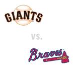 San Francisco Giants at Atlanta Braves
