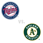 Minnesota Twins at Oakland Athletics