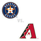 Houston Astros at Arizona Diamondbacks