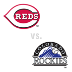 Cincinnati Reds at Colorado Rockies