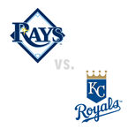 Tampa Bay Rays at Kansas City Royals