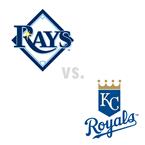 Tampa Bay Rays at Kansas City Royals