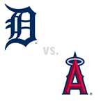Detroit Tigers at Los Angeles Angels of Anaheim