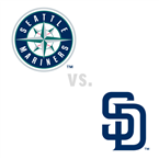 Seattle Mariners at San Diego Padres